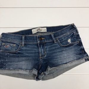 Hollister Jean shorts size 5